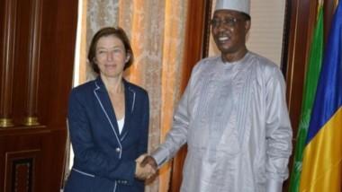 Tchad/France: La ministre française des armées de passage à N'Djamena