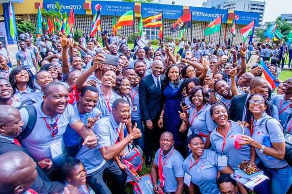Afrique : bientôt la tenue du 4ème forum annuel de la Fondation Tony Elumelu sur l'entrepreneuriat