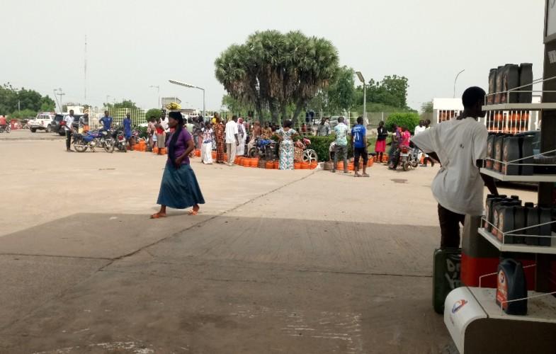 Tchad: l'ADC appelle le gouvernement à éviter l'aggravation de la pénurie du gaz butane