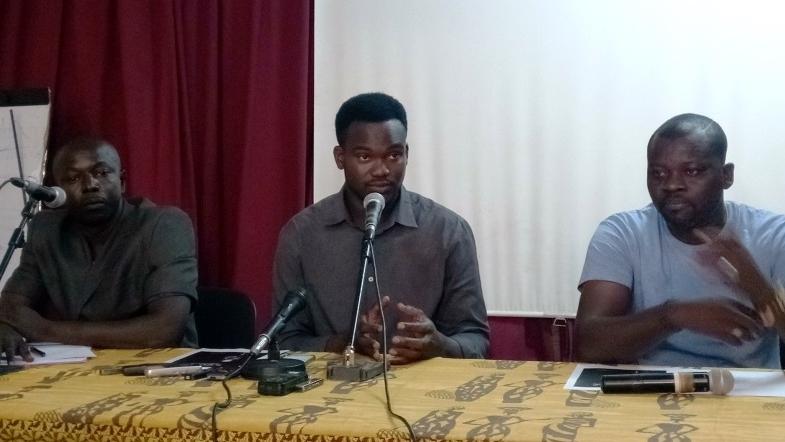Culture : Djim Rade revient sur la scène avec un nouvel album intitulé le Jazz made in Chad
