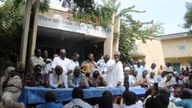 Tchad: Le gouvernement propose aux syndicats le paiement graduel de l'Augmentation générale spécifique