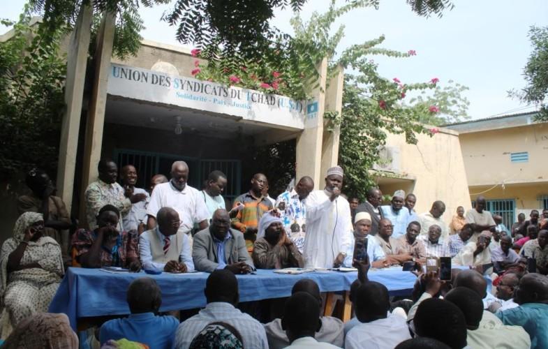 Tchad : voici pourquoi la plateforme syndicale menace d'aller en grève