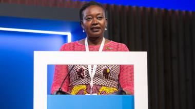 """Conférence UIT : """"le Tchad a entrepris une vaste réforme du cadre juridique et institutionnel"""" Ndolenodji A. Naïmbaye"""