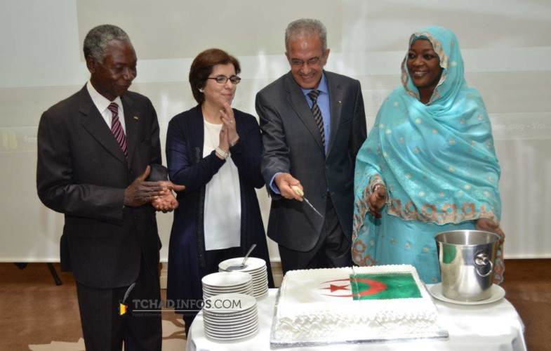 Politique : la communauté algérienne au Tchad  commémore le 64ème anniversaire de sa Révolution