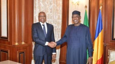 Politique: l'opposant Acheikh Ibni Oumar reçu par le président Deby