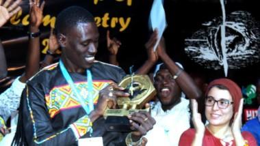 Culture : le Sénégalais Al-Fàrùq remporte la Coupe d'Afrique  de Slam Poésie