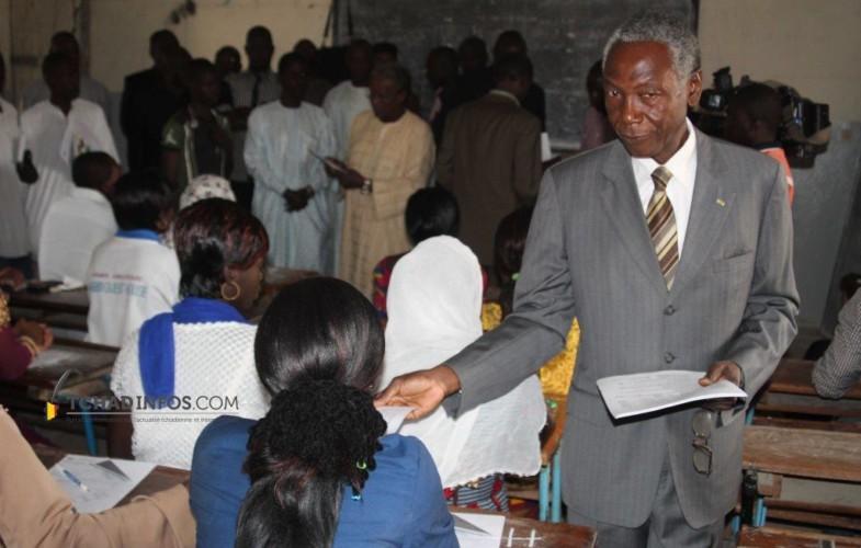 Enseignement supérieur: 575 candidats composent le BTS national au centre de N'Djamena