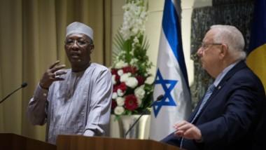 Tchad/Israël: ce que Deby souhaite obtenir de l'Etat hébreu