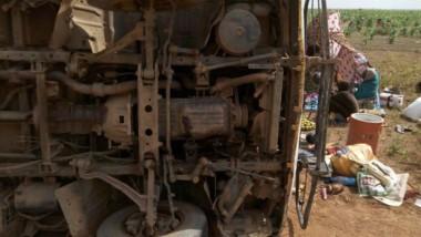 Faits divers: un bus quittant Am Timan pour N'Djamena se renverse