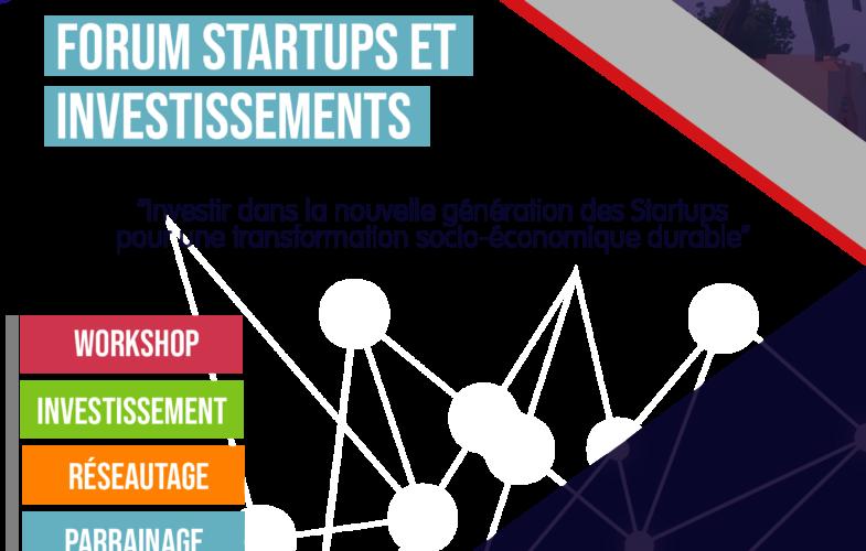 SME : le Forum Startups et Investissements pour accompagner les projets innovants