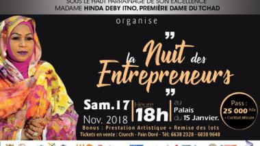Tchad : première édition de la Nuit des Entrepreneurs pour renforcer le réseautage