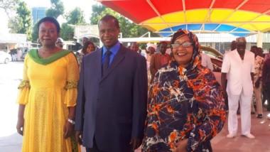 Politique : Ndolenodji N. Alixe passe la main à Oumar Yaya Hissein au  ministère de la Communication