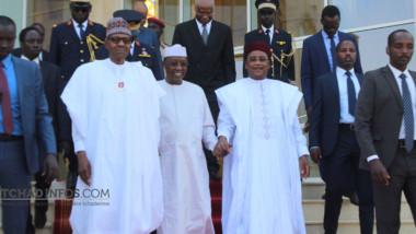 Terrorisme : les chefs d'État du bassin du Lac Tchad appellent au secours la communauté internationale