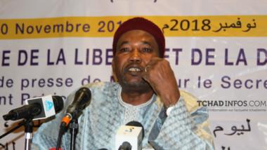 Tchad : Mahamat Zene Bada devient président du CNDP