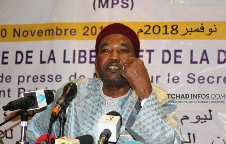 Spécial congrès MPS : Mahamat Zen Bada reste en poste