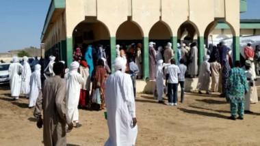 Campagne d'opération de la cataracte : le district de Gozator accueille une caravane