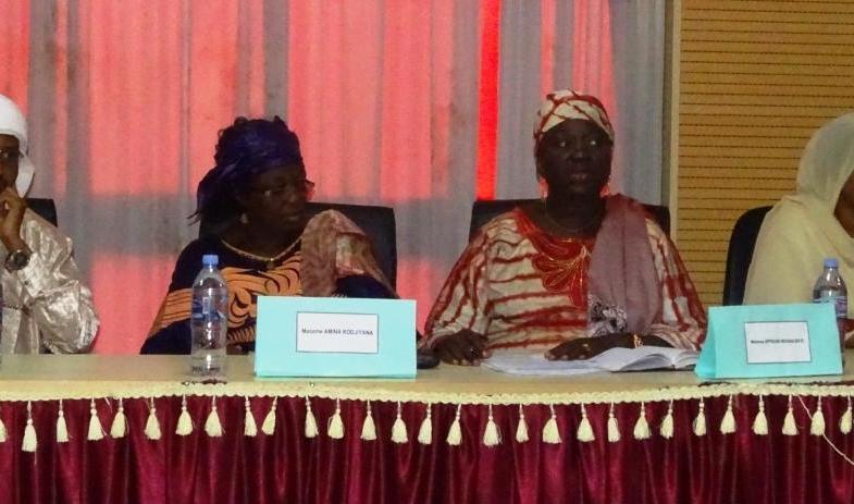 Société : « la violence physique est la plus répandue de toutes les violences au Tchad », affirme Martine Dangar