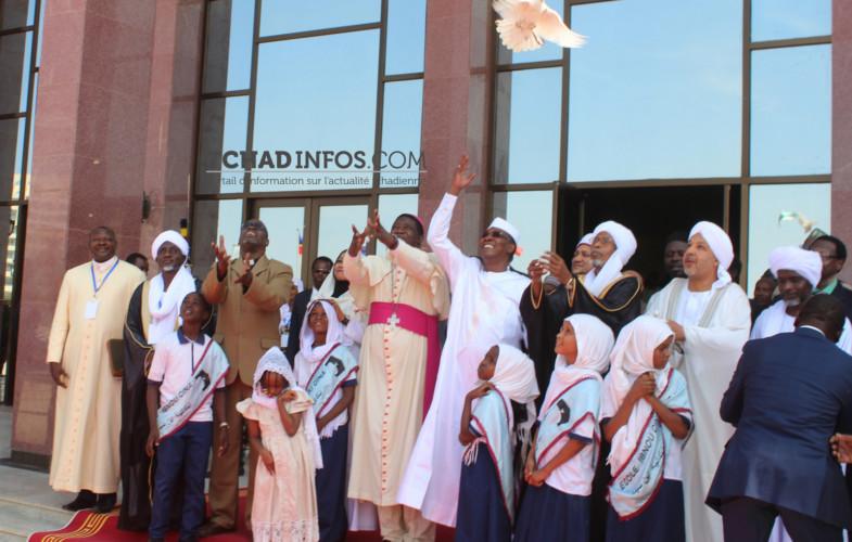 Société : Deby appelle encore les Tchadiens à l'unité et à la cohésion