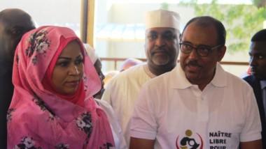 Tchad : la première dame Hinda Deby Itno nommée ambassadrice de l'ONUSIDA