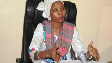 Tchad: Amalkher, la vice-présidente du Conseil économique, social et culturel de l'Union africaine fait sa première sortie médiatique