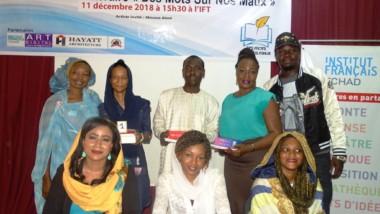 Iyalat : les lauréats du concours « des mots sur nos maux » sont récompensés