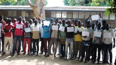 Tchad : les étudiants de l'Enset de Sarh observent une grève sèche