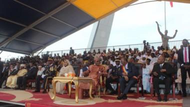 Politique: le Tchad souffle sur ses 28 ans de liberté et démocratie