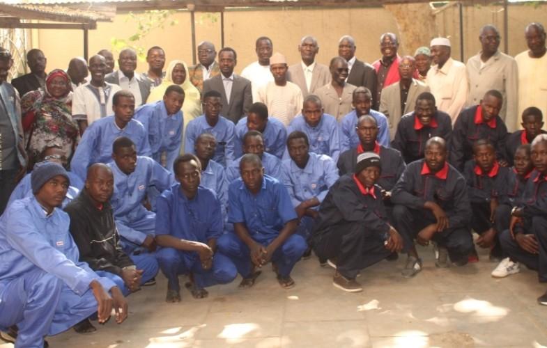 Société: le FONAP forme 200 jeunes en mécanique des moteurs mono cylindriques