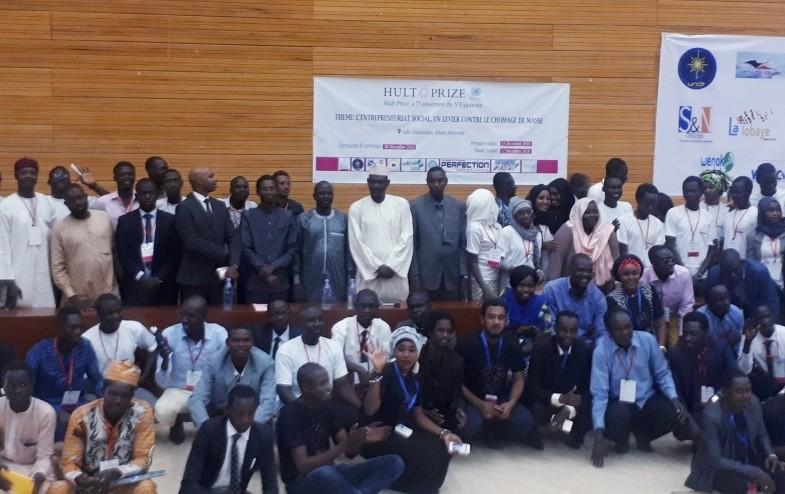 Entrepreneuriat : un projet d'infirmerie scolaire remporte le premier concours Hult Prize