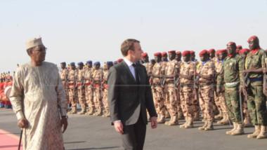 Sécurité : la France intensifiera sa coopération avec la force du G5 Sahel