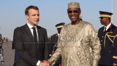 Tchad : diplomatie offensive