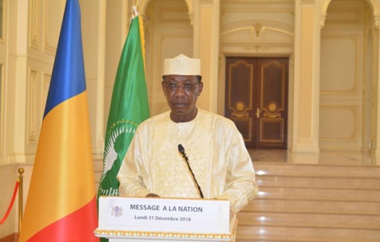 Tchad : Message à la Nation du Président de la République
