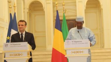 Politique : la France aidera le Tchad à organiser les élections législatives et communales