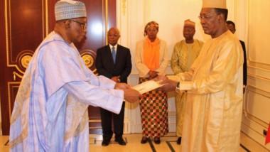 Diplomatie: qui est Mohaman Sani Tanimou, le nouvel ambassadeur du Cameroun au Tchad?