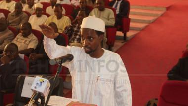 Finances : le nouveau TPG Abakar Djéroua Sirinou prête serment
