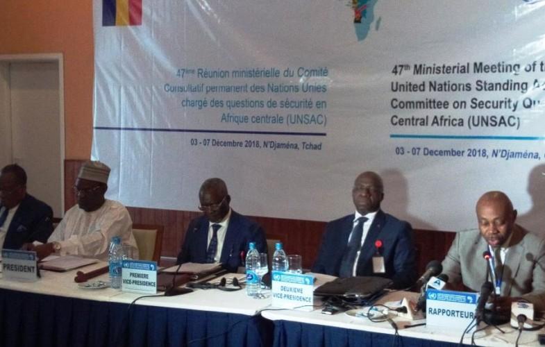 Sécurité :  l'UNSAC lance le projet d'appui à la mise en œuvre de la Convention de Kinshasa