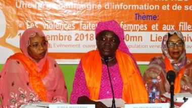 Société : l'association « Voix de la femme » clôt les 16 jours d'activisme