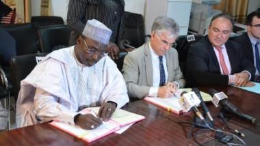 Coopération : l'AFD octroie 50 millions d'euros au gouvernement tchadien