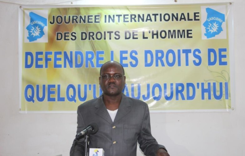 """Journée des droits de l'Homme : """"Le gouvernement et les ADH ne sont pas des adversaires"""", Mahamat Digadjimbaye"""