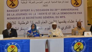 """Politique: """"Critiquer le régime, c'est normal mais je ne permets pas qu'on traîne le Tchad dans la boue"""" Idriss Deby Itno"""