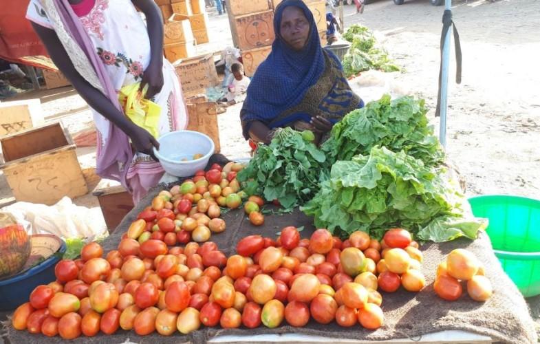 Tchad : les crudités envahissent les marchés