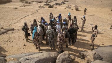 4 soldats tchadiens tués dans une attaque terroriste au Mali