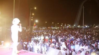 Festival Dary : Afrotonix transcende les identités communautaires des Tchadiens avec sa musique