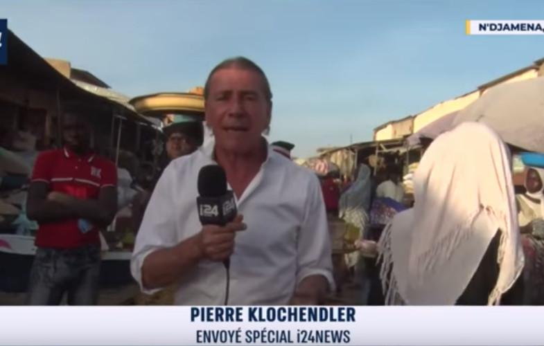 I24 News, la chaine info israélienne qui véhicule une image sombre du Tchad