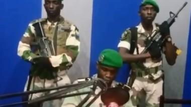Gabon : coup d'Etat militaire en cours ?