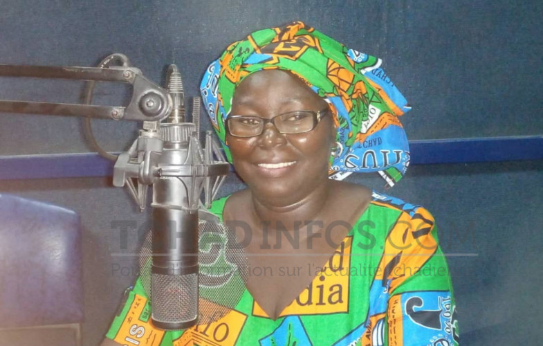 Dorothée Fakolné quitte l'antenne après 10 ans au service du JP de 14h de la RNT