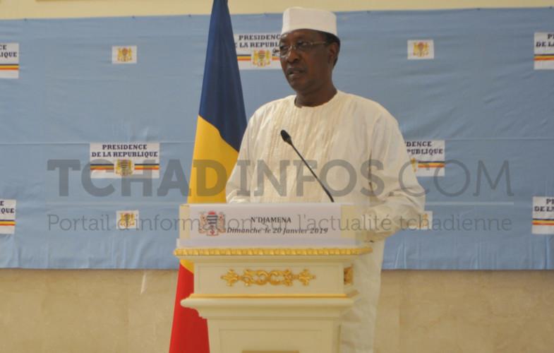 Diplomatie : le Tchad reste intraitable sur la question de l'indépendance palestinienne