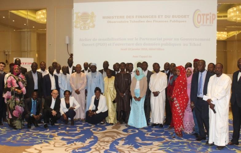 Finances publiques : l'OTFiP sensibilise les acteurs de la société civile et les médias sur le Partenariat pour un Gouvernement Ouvert