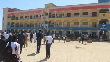 Tchad: L'archevêque de N'Djamena inaugure le Complexe scolaire des frères Polycarpe