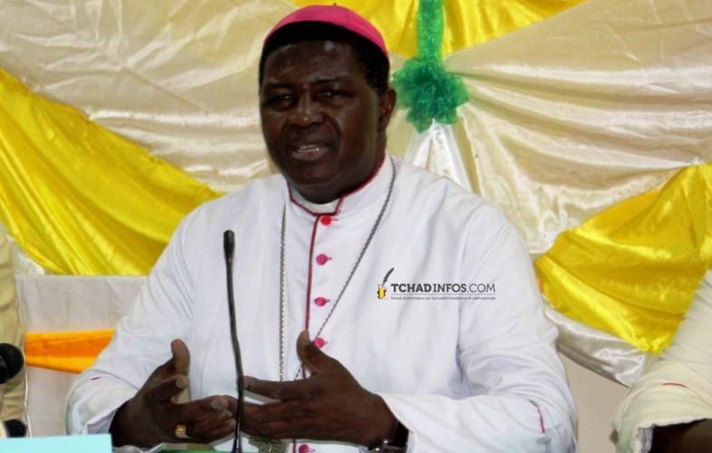 """Tchad/Religion : """"La loyauté des chrétiens n'est donc pas garantie par un serment humain…'', Mgr Edmond Djitangar"""